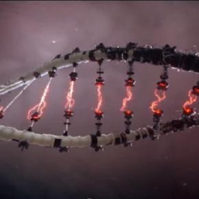"""Publicidad: Droide ADN """"Hiper Intelligente"""" y su mensaje transhumanista más otrasnoticias"""