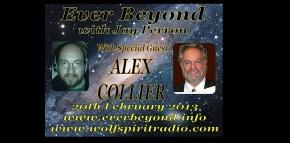 Entrevista a Alex Collier por Jay Perron – 20 de febrero2013