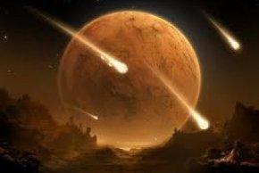 Lluvia de meteoritos en los UralesRusos