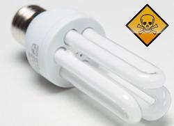 Luz Tóxica, el peligro de las bombillas de bajoconsumo