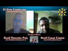 """Alienígenas Biblícos """"El Debate"""" – David Parcerisa y DavidCangá"""