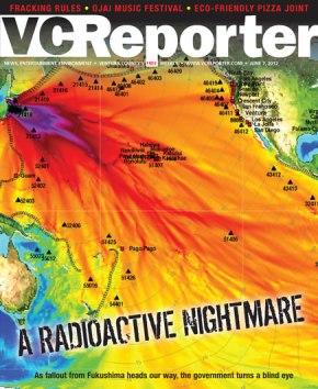El Mito de La radiación de Fukushima en el OcéanoPacífico