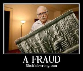 Las mentiras de Z. Sitchin sobre losAnnunakis